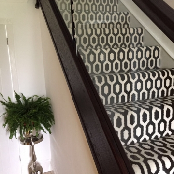 Daisy Design Exclusive wool axminster carpet supplied and installed by Arighi Bianchi